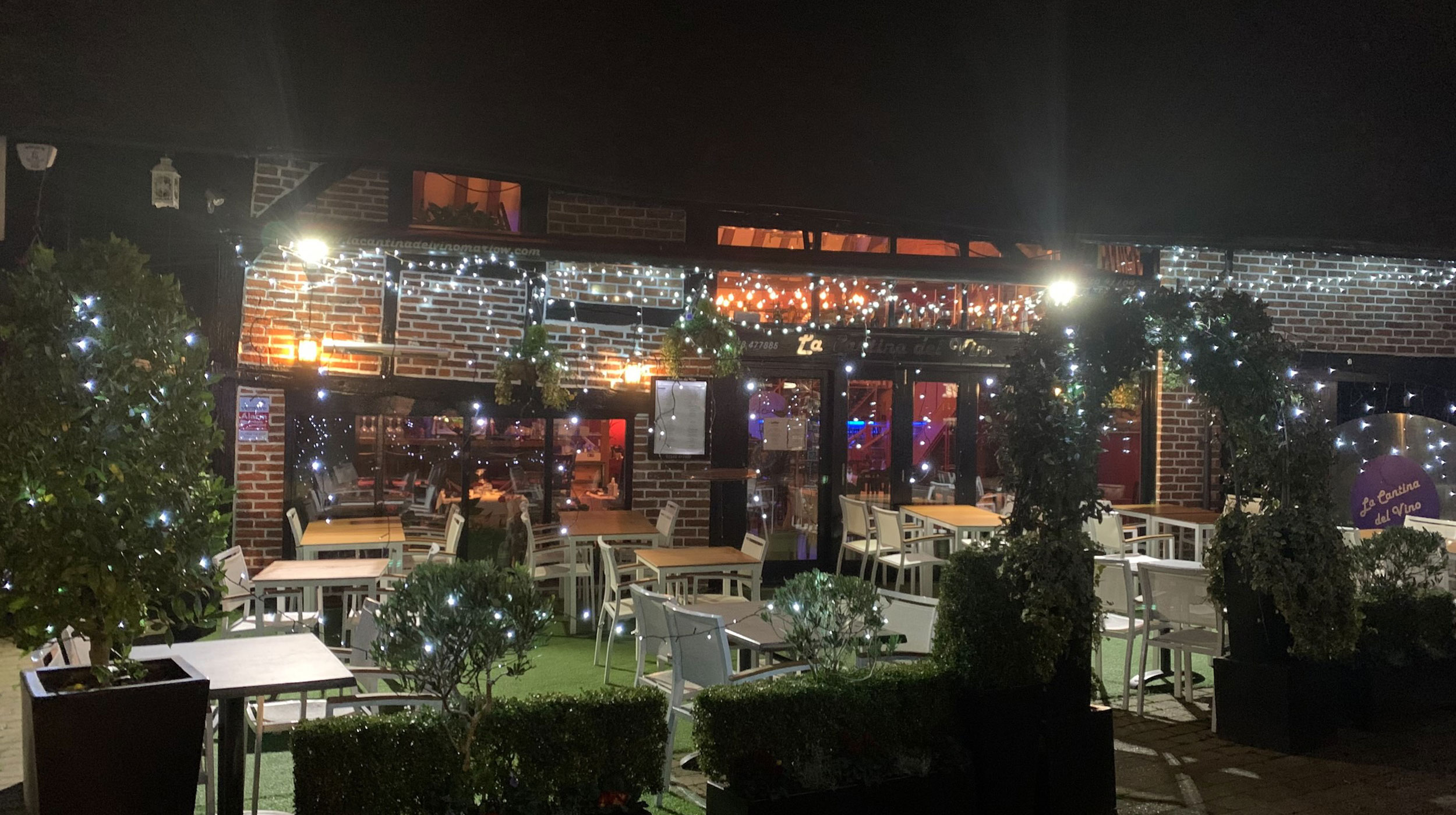 Alfresco Dining Marlow